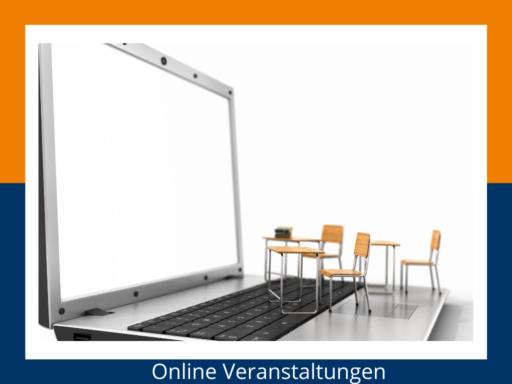 Logo Online Veranstaltungen