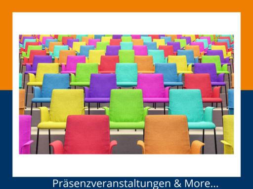 Logo Präsenzveranstaltungen